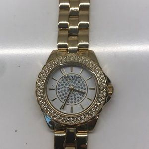 Anne Klein New Diamond watch